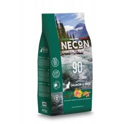 Necon NATURAL WELLNESS ADULT SALMON & RICE superpremium 1,5kg