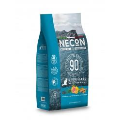 Necon NATURAL WELLNESS STERIL WHITE FISH & RICE superpremium 1,5kg