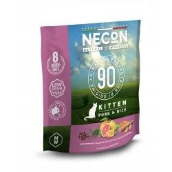 Necon NATURAL WELLNESS KITTEN PORK & RICE superpremium 400gr