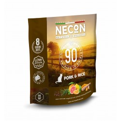 Necon NATURAL WELLNESS ADULT PORK & RICE superpremium 400gram