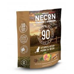 Necon NATURAL WELLNESS STERIL PORK & RICE superpremium 400gr