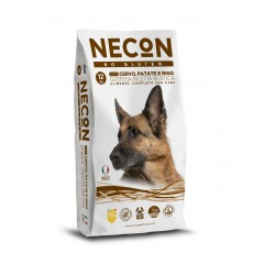Necon Gustosa wild recipe with deer meat, potatoes and rice SUPERPREMIUM No Gluten 12kg