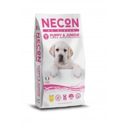 Necon Puppy & junior SUPERPREMIUM No Gluten 12kg