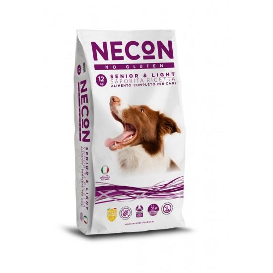 Necon Saporita, a light  SUPERPREMIUM No Gluten 12kg
