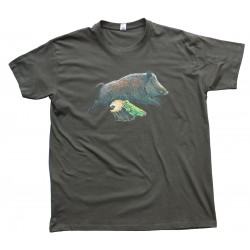 T-SHIRT-WILDBOAR